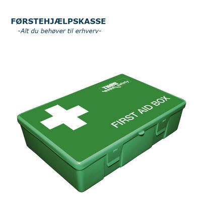 Billede af Førstehjælpskasse
